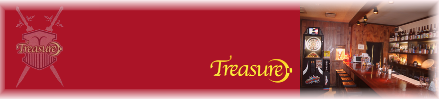 Treasure 『トレジャー』のマイページ